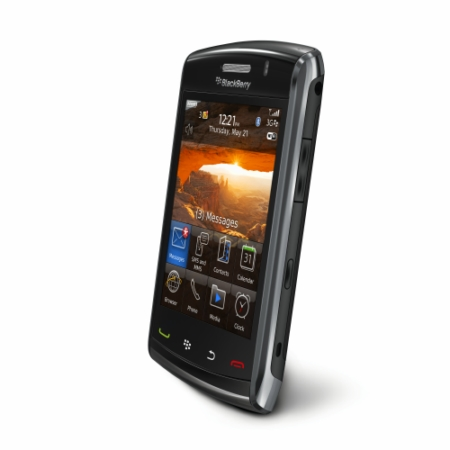 Vodafone and RIM Announce the BlackBerry Storm2 Smartphone