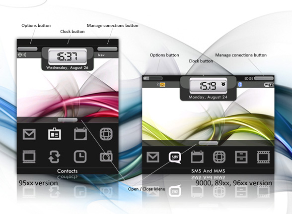 Digital Theme by Hedone Designs