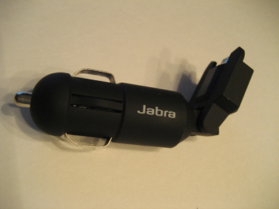 Jabra JX10 - car charger