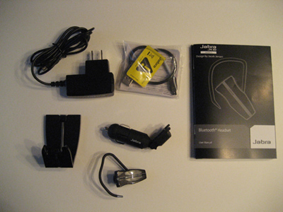 Jabra JX10 - in the box