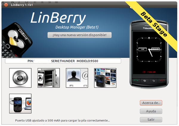 LinBerry