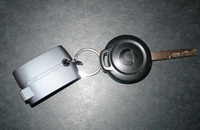 Freedom Keychain GPS