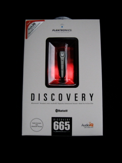 Plantronics Discovery 655 Bluetooth Headset
