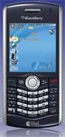 Alltel BlackBerry Pearl 8130