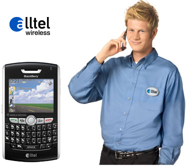 Alltel BlackBerry 8830 World Edition
