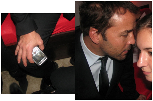 Jeremy Piven is a CrackBerry User
