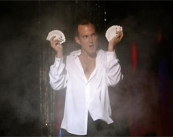 Gob does his Magic