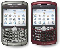 AT&T BlackBerry 8310 Curve