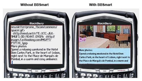 BBSmart's Email Viewer