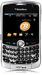 Bell BlackBerry Curve 8330