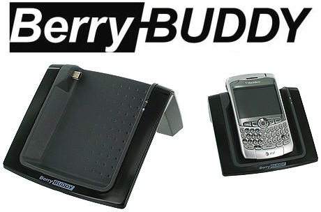 BerryBUDDY for the BlackBerry Curve