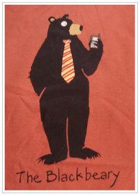 """BlackBeary the """"Papa Bear"""""""