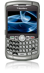 BlackBerry 8310 with GPS