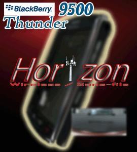 BlackBerry 9500 Thunder