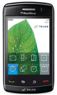 Telus BlackBerry Storm2 9550