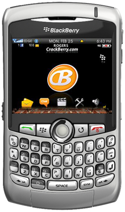 The CrackBerry Abuser Theme