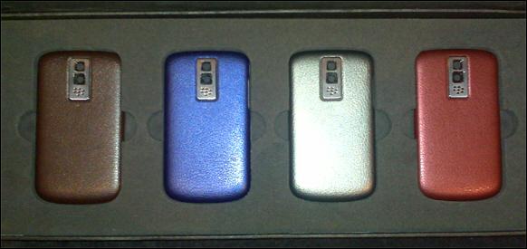 BlackBerry Bold Battery Covers