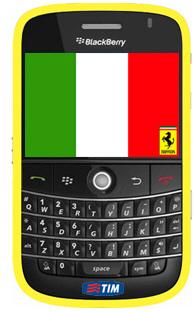 BlackBerry Bold Italia
