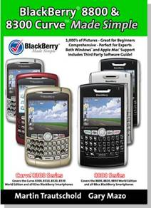 BlackBerry 8800 & 8300 Curve Made Simple