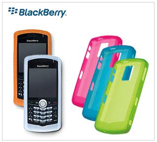 BlackBerry Pearl Skins