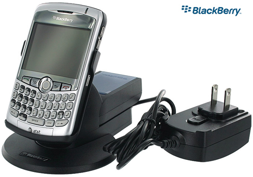 BlackBerry Power Station for the BlackBerry Curve