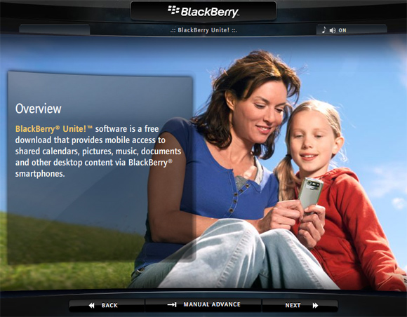 BlackBerry Unite!