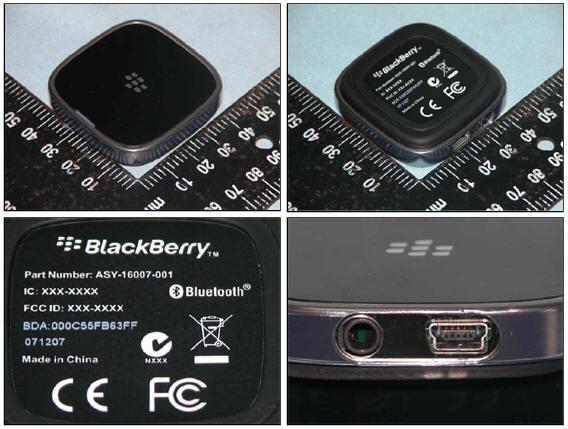 BlackBerry Remote Stereo Gateway