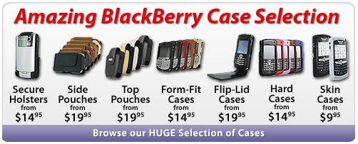 Browse and Buy BlackBerry Cases in our ShopCrackBerry.com Store!