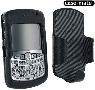 Case-Mate Signature Series Case and Holster for BlackBerry Curve