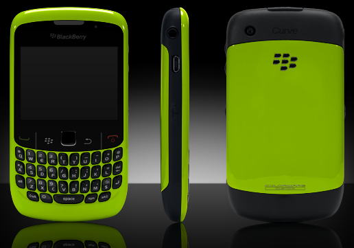 ColorWare BlackBerry Curve 8520