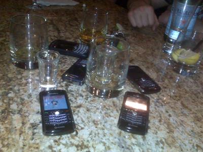 Consumer BlackBerry Penetration