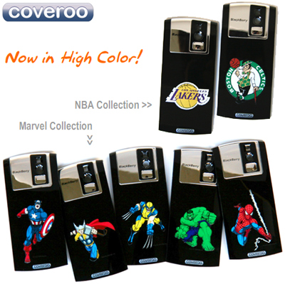 Coveroos in High Color