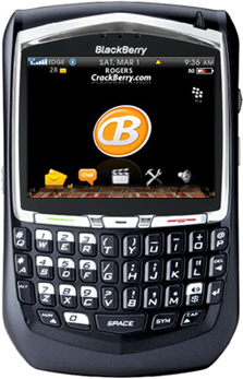 CrackBerry.com BlackBerry 8700 Theme
