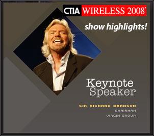 CTIA Wireless 2008 Highlights