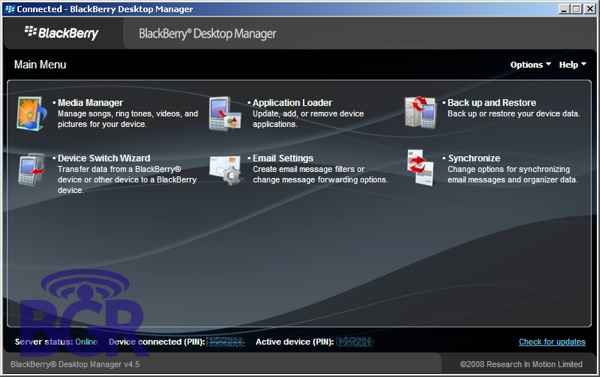 Desktop Manager 4.5