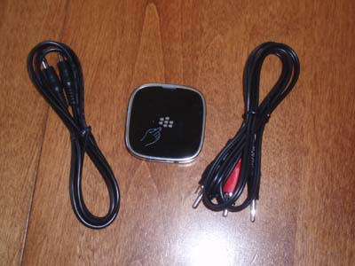 BlackBerry Remote Stereo Gateway