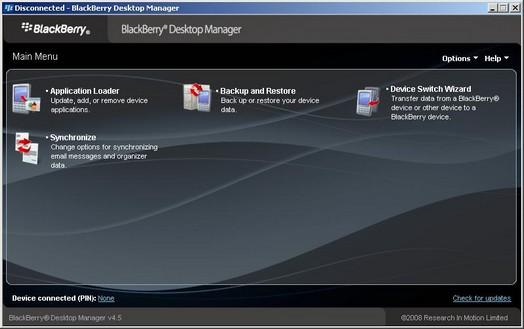Desktop Manager 4.5
