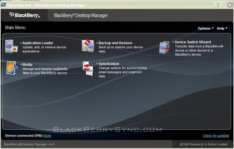 Desktop Manager 4.6