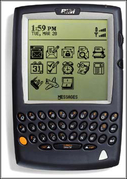 BlackBerry 857