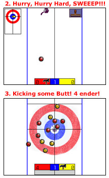 Extreme Curling