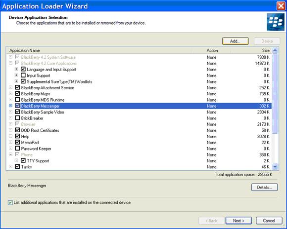 Desktop Manager Installation