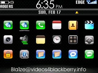 Real iBerry Blocks
