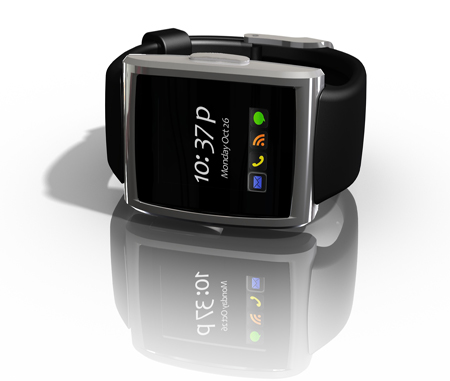 inPulse smartwatch for BlackBerry Smartphones