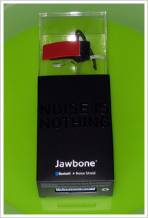 Jawbone in Red