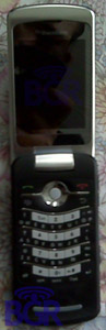 BlackBerry KickStart in Black