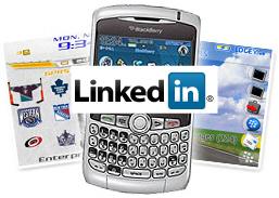 LinkedIn Gone Mobile