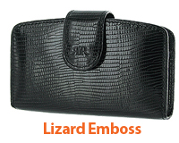 Winston Lizard Emboss