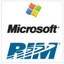 Microsoft & RIM