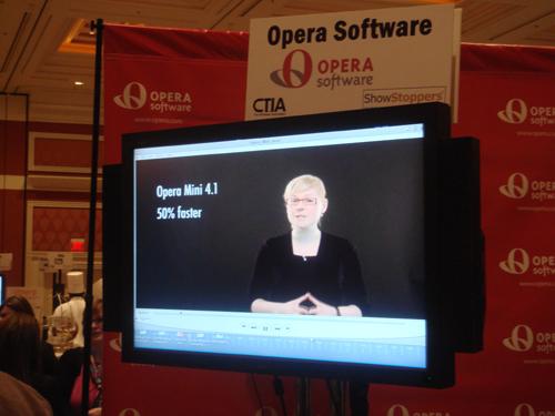 Opera Mini 4.1