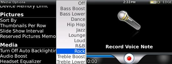 OS 4.5 Screenshots